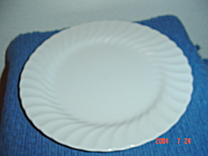 Johnson Bros. Regency Snowhite Bread & Butter Plates New Remake