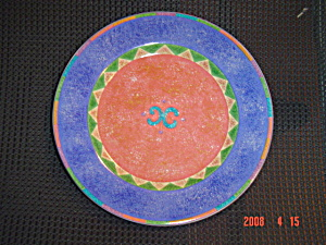 Sango Potpourri May Night Salad Plates