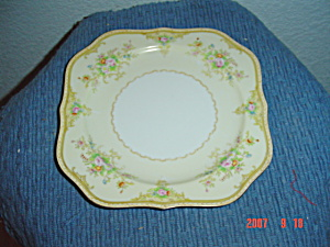 Noritake Unidentified Square Salad Plate #2