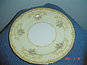 Noritake Monarch Dinner Plate