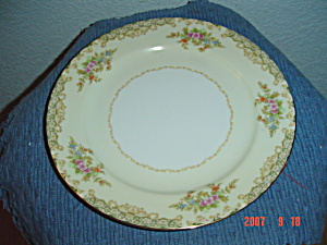 Noritake Unidentified Dinner Plates #2