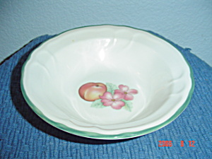 Noritake Epoch Market Day Cereal Bowls