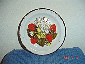Midwinter Wedgwood Strawberry Salad Plates