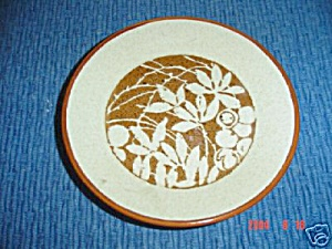 Lenox Temperware Woodspice Bread/butter Plates-edge
