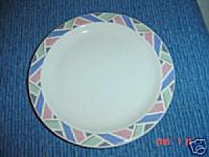 Midwinter (Wedgwood) Stonehenge Aztec Dinner Plates (Image1)
