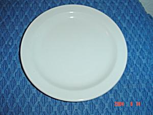 Midwinter Wedgwood Stonehenge White LUNCH plates (Image1)