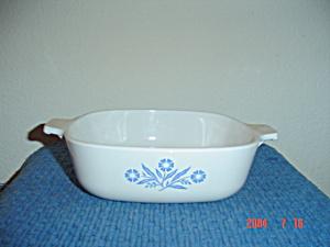 Corning Ware Cornflower Blue Individual Casseroles (Image1)