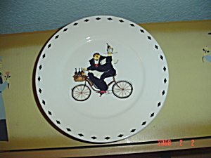 Oneida Kitchen Chefs To Go #1 Salad Plate