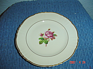 Syracuse China Rosalie Bread And Butter Plates