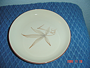 Winfield Passion Flower Bread And Butter Plates