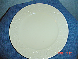 Crooksville Love (Two) Birds Bread and Butter Plates (Image1)