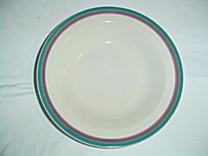 Pfaltzgraff Juniper Rimmed Soup Bowls (Image1)
