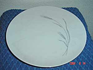 Johann Haviland Silver Wheat Bread And Butter Plates