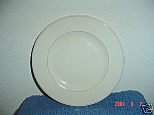 Pfaltzgraff Trousseau Gravy Boat Under Plate Only (Image1)