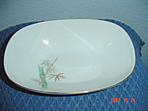 Noritake Oriental Oval Serving Bowl