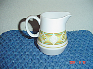 Noritake Progression Sunglow Creamer