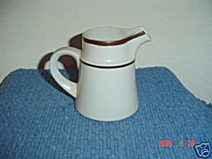 Noritake Tundra/moon Flight Creamer