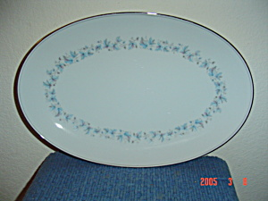 Noritake Concord Oval Platter