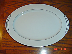 Noritake Derry Oval Small Platter