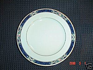 Noritake Azure Garden Bread And Butter Plates