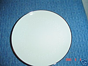 Noritake Montblanc Bread And Butter Plates