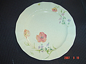 Mikasa Country English Jm906 Duet Dinner Plates