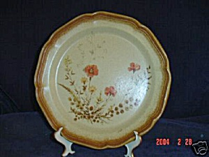 Mikasa Whole Wheat Jardiniere Dinner Plates