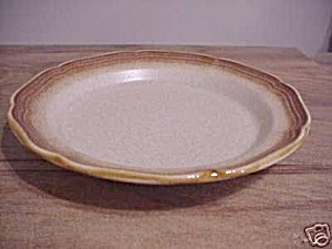 Mikasa Whole Wheat Round Platters