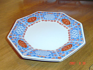 Mikasa Cloisonne Bread And Butter Plates