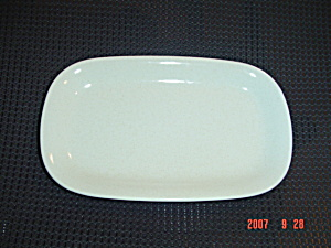 Mikasa Tracings Under Tray For Butter Or Gravy Boat