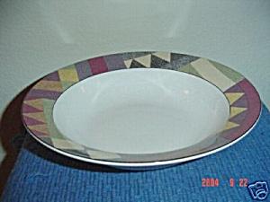 Mikasa Studio Nova Palm Desert Round Serving Bowls (Image1)