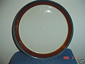 Mikasa Fire Song Dinner Plates (Image1)