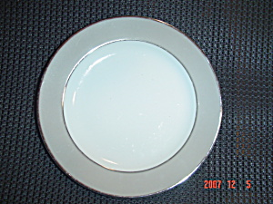 Sango Platina Bread And Butter Plates