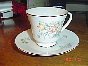 Noritake Coquet Saucers Only