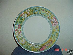 Mikasa Floral Meadow 12 In. Round Platter