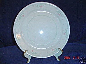 Corelle Calico Rose Salad Plates