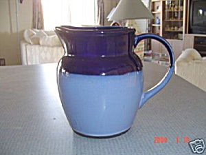New Sango Nova Blue 2 Quart Pitchers