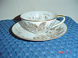 Noritake La Salle Lasalle Cups And Saucers
