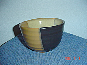 Sango Gold Dust Black Ice Cream Bowls