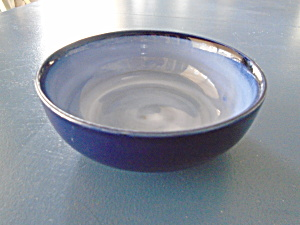 Sango Nova Blue Soup/cereal Bowls Set Of 4 One Price