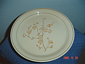 Corelle China Blossom Lunch Plates