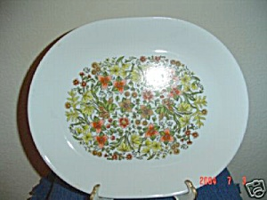 Corelle Indian Summer Oval Platter