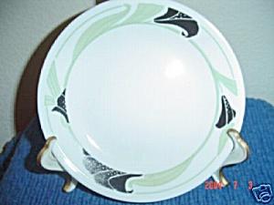 Corelle Black Orchid Dinner Plates (Image1)