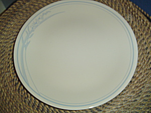 Corelle Blue Lily Dinner Plates