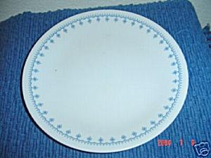 Corelle Snowflake Lunch Plates (Image1)