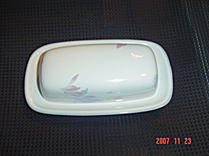 Mikasa Studio Nova Tender Bloom Cover Only For Butter Dish