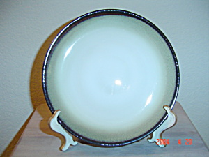 Sango Nova Black Dinner Plates 11 IN. (Image1)