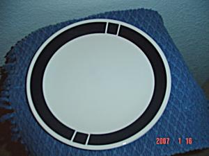 Corelle Urban Black Dinner Plate (Image1)