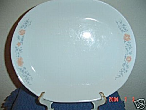 Corelle Apricot Grove Oval Platters