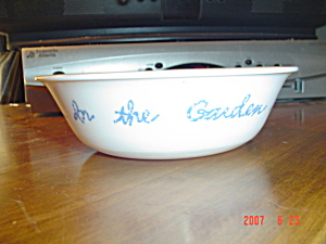 Corelle In The Garden Cereal Bowl